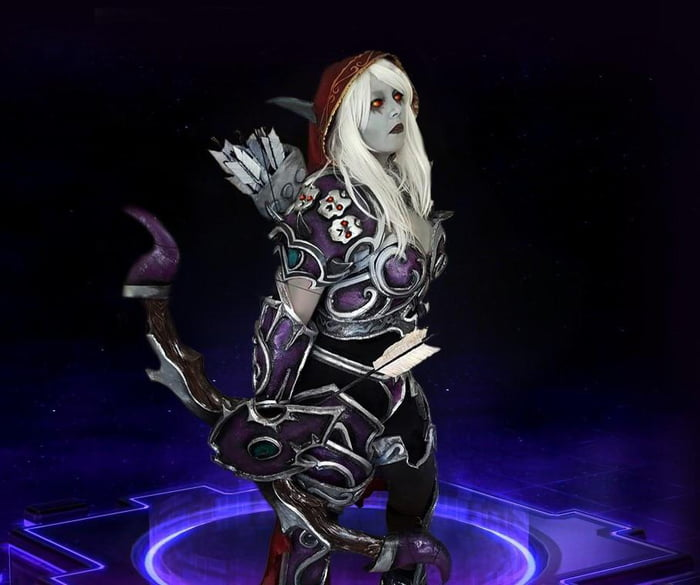 Sylvanas Windrunner Cosplay