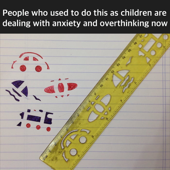People who used to do this as children are dealing with anxiety and overthinking now